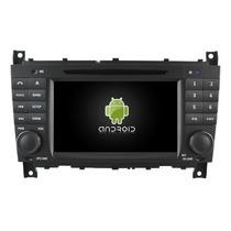 Radio Navegador Mercedes Benz Android 4.4 Navi Gps Bluetooth