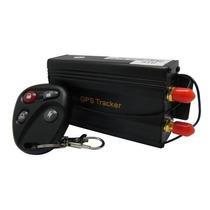 Localizador Gps Tracker-antirrobo-batería-bloqueo Central