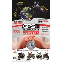 Localizador Gps Para Motos Y Automóviles
