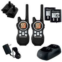 Radio Walkie Talkie Motorola Mr350r Handies 57 Km