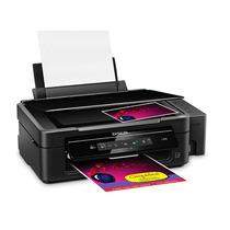 Impresora Epson L210 Multifuncion + Sistema Continuo 6500pag