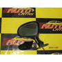 Espejo Chevrolet Spark 2000 Al 2005 Negro Izquierdo Nuevo