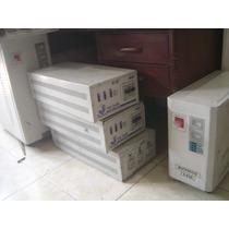 Reguladores Trifasicos De 3, 5, 6, 9, 10 Kva Spèctronic