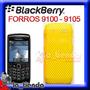 Forro Blackberry 9100 Amarillo Pearl 3g Acrilico Funda Case