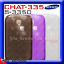 Forros Samsung Chat 335 S 3350 Gel Tpu Manguera Protector