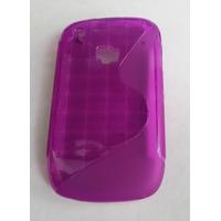 Estuches Y Forros Para Blackberry 8520 Y 9300 Varios Motivos