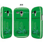 Estuche Samsung Galaxy S3 Mini Gt I8190 Bike Color Verde