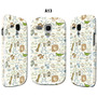 Estuche Samsung Galaxy S3 Mini Gt I8190 El Cuaderno Cartoon