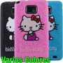 Forro Samsung Galaxy S2 I9100 En Silicona Hello Kitty Mix