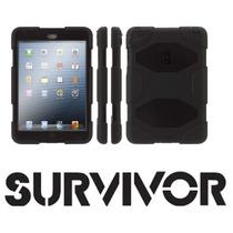 Estuche Protector 3 Capas Survivor Ipad Mini Marca Griffin