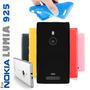 Tpu Silicone Gel Candy Case Cover Para Nokia Lumia 925