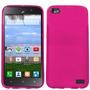 Estuche Durable Cool Sleek Pink Para Huawei Raven H892l Lte