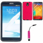 Estuche+stylus+protector Para Samsung Galaxy Note3 Iii N9000