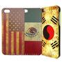 Cubierta Usa Korea Mexico Para Iphone 5