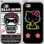 Estuche Iphone 4/4s Hello Kitty Fashion Cartoon Carcasa H1