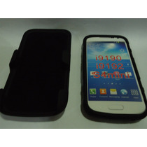 Estuche Armada Samsung 4 Mini Gancho Correa Doble Antigolpes