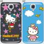 Estuche Samsung Galaxy S4 I9500 Hello Kitty Forro Carcasa X