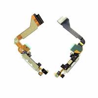 Cable Flex Puerto De Carga Dock Conector Para Iphone 4 4g At