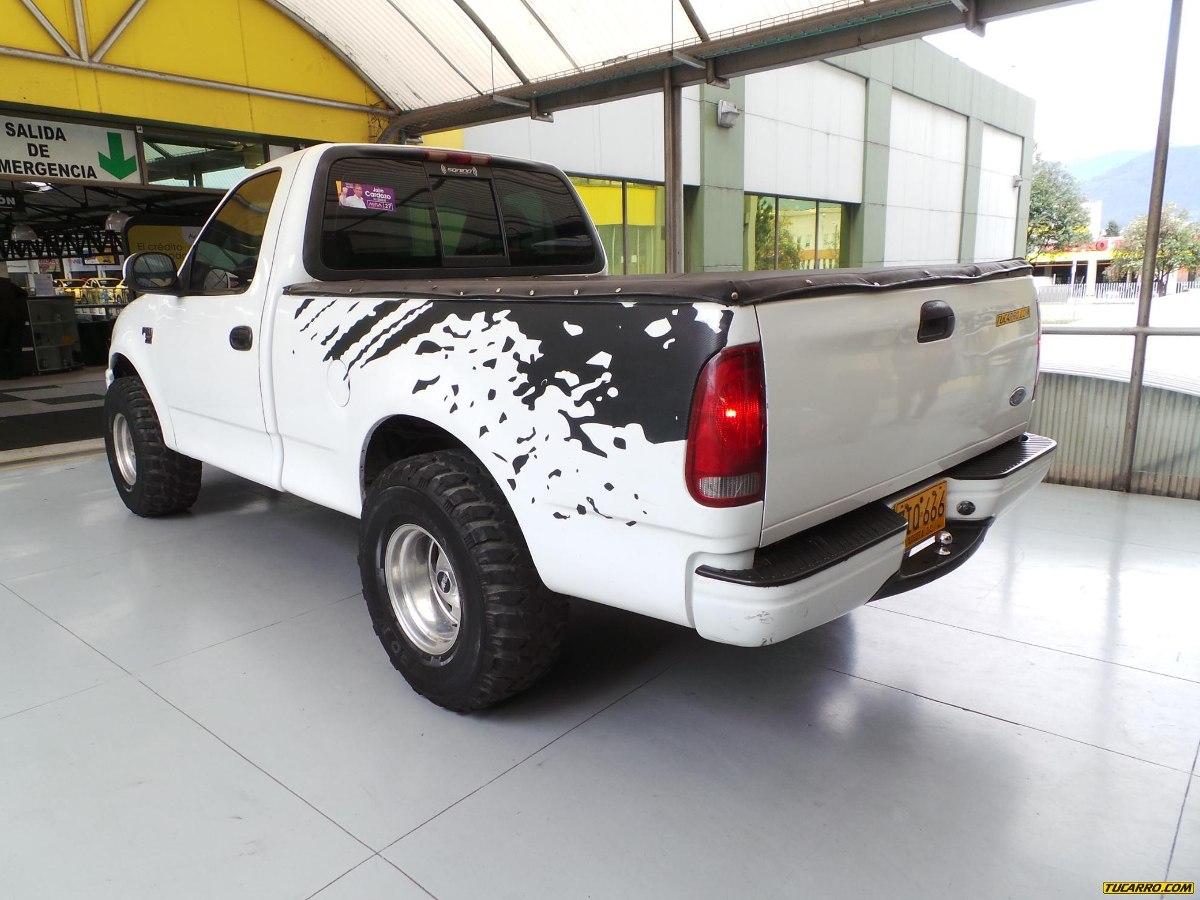 Ford F-150 1998 - Año 1998 - 174445 km - TuCarro.com Colombia