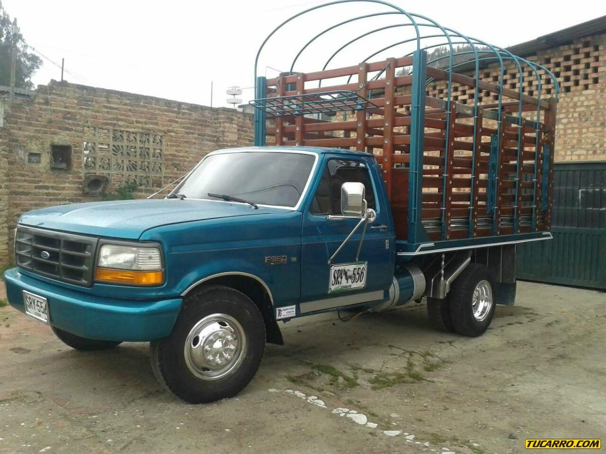 ford f 350 ford f 350 xl a o 1997 200000 km colombia. Black Bedroom Furniture Sets. Home Design Ideas