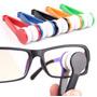 Genial, Práctico Y Portátil Mini Limpiador Para Gafas Lentes