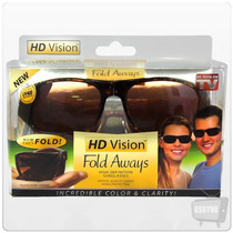 Gafas Hd Vision Fold Aways Tv