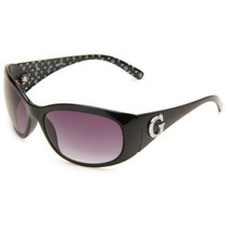Gafas Guess De Las Mujeres 6389 Gafas De Sol Redondas Marco