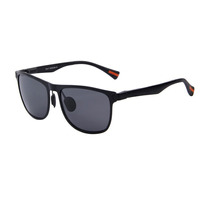Gafas Polarizadas Wayfarer Marco Aluminio Uv400 Original