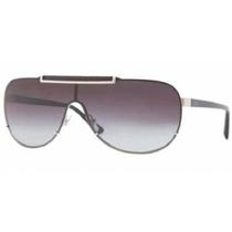 Gafas Plata Versace Ve2140 Sunglasses G (gray Gradient Lens