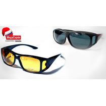 Gafas De Sol Y Noche Lentes Hd Mejora Vision