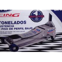Gato Hidraulico Bajo Perfil 3.5 Ton Ford Tunning Alta Gama