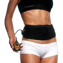 Cinturón Tonificador De Músculos Abdominales Gimnasia Pasiva