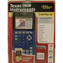 Calculadora Graficadora Texas Instrume Ti84 Plus Ce -nueva