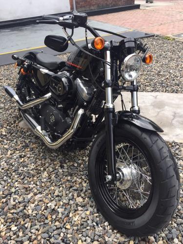 Harley Davidson Sportster Forty Eight 2015