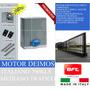 Motor Porton Corredizo Deimos Bft 700kls Kitcompleto Instala