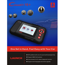 Escaner Automotriz Multimarcas Launch Cr7+ Abs+airbag+motor