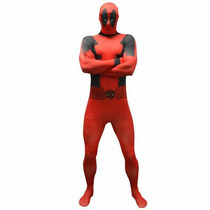 Deadpool Disfraces - Adultos Xxl Marvel Licencia Morphsuit