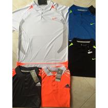 Polo Deportivas Nike Y Adidas Clima365