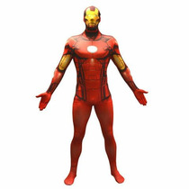Vengadores Adultos L Marvel Autorizado - Iron Man Costume
