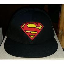 Superman Marvel Comics Gorra Plana Snapback