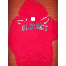 Hoddie Capota Old Navy Rojo Talla S, ,solo $ 69.990