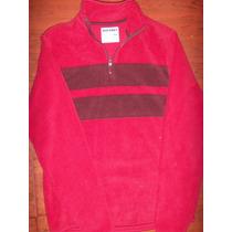 Sweter Fleece Old Navy Rojo Talla S Solo $ 59.990 Original