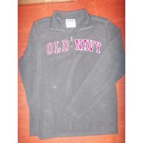 Sweter Fleece Old Navy Logo Gris T.s Solo$ 69.990 Original