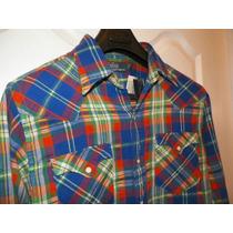 Camisa Pololo Ralfph Lauren Original 100 % Coton Talla S **