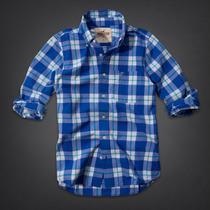 Camisas Abercrombie, Hollister (hombre) Talla L