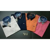 Camisetas Tipo Polo Harmont & Blaine Selfing
