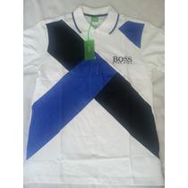 Camisetas Tipo Polo Nautica, Hugo Boss, Tommy, Lacoste, Pol