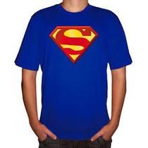 Camiseta De Superman Estampada En Screen