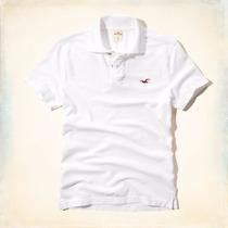 Camiseta Polo Abercrombie, Hollister (hombre) Talla M