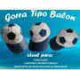 Gorra Tipo Balón Cotizamos Estampado Logo Equipo O Empresa